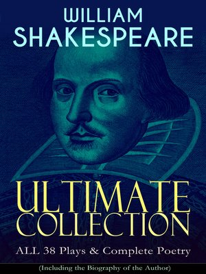 cover image of William Shakespeare Ultimate Collection
