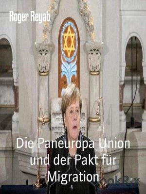 cover image of Die Paneuropa Union und der Pakt für Migration