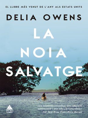 cover image of La noia salvatge