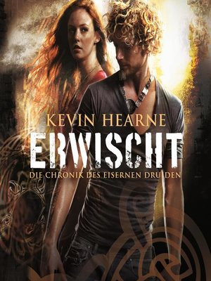 cover image of Erwischt