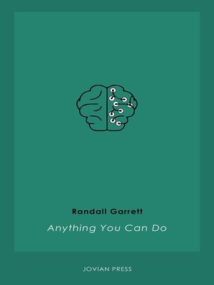 cover image of Anything You Can Do