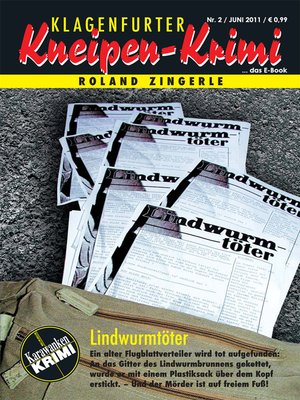cover image of Lindwurmtöter