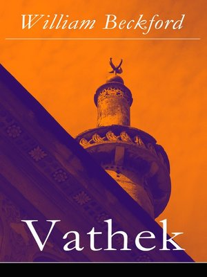 cover image of Vathek