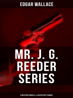 cover image of Mr. J. G. Reeder Collection