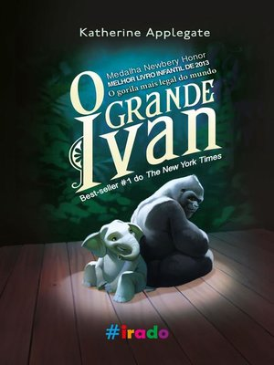 cover image of O grande Ivan