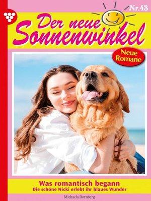 cover image of Der neue Sonnenwinkel 43 – Familienroman
