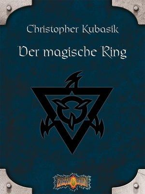 cover image of Der magische Ring