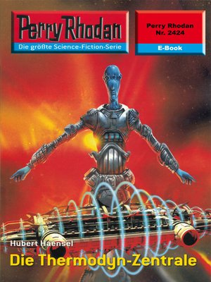 cover image of Perry Rhodan 2424