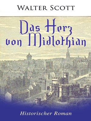 cover image of Das Herz von Midlothian
