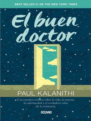 cover image of El buen doctor