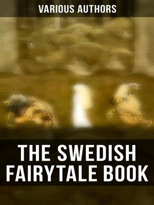 cover image of The Swedish Fairytale Book