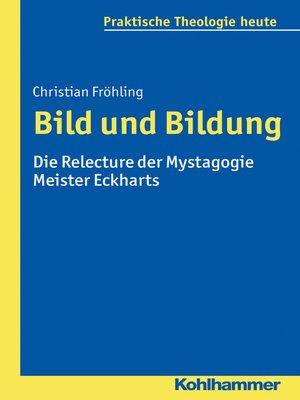 cover image of Bild und Bildung