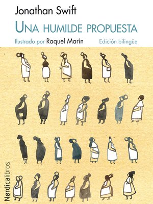 cover image of Una humilde propuesta