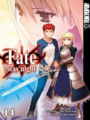 cover image of Fate/stay night--Einzelband 14