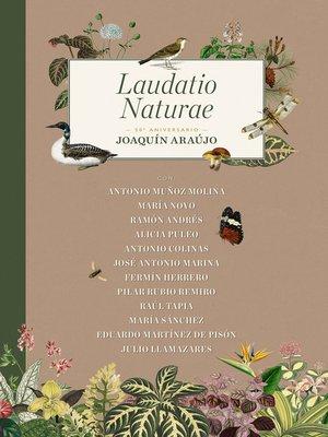 cover image of Laudatio naturae