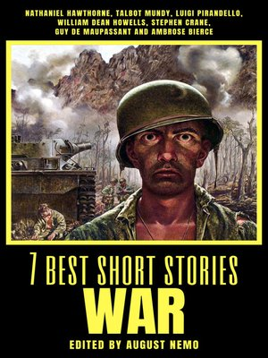 cover image of 7 best short stories--War