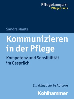 cover image of Kommunizieren in der Pflege