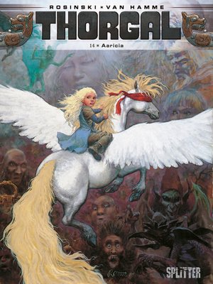 cover image of Thorgal. Band 14