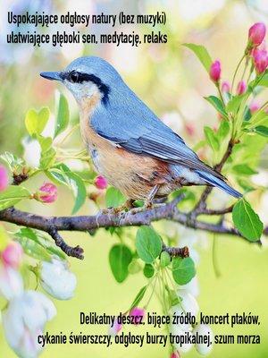 cover image of Uspokajające odgłosy natury (bez muzyki) ułatwiające głęboki sen, medytację, relaks