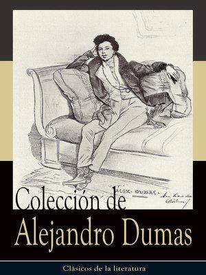 cover image of Colección de Alejandro Dumas