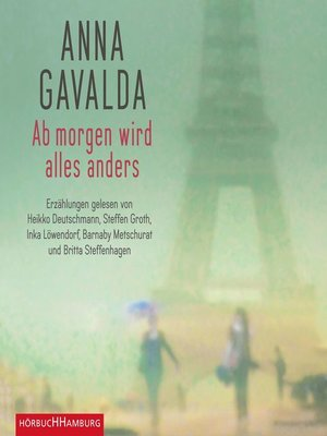 cover image of Ab morgen wird alles anders