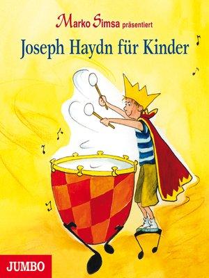 cover image of Joseph Haydn für Kinder
