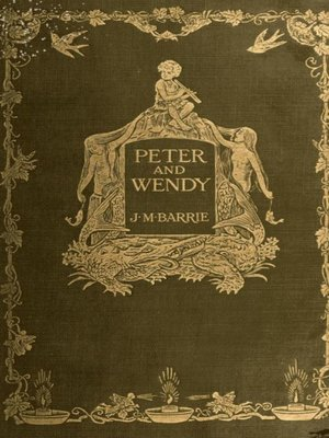cover image of Peter Pan or Peter and Wendy