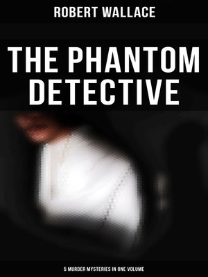 cover image of The Phantom Detective