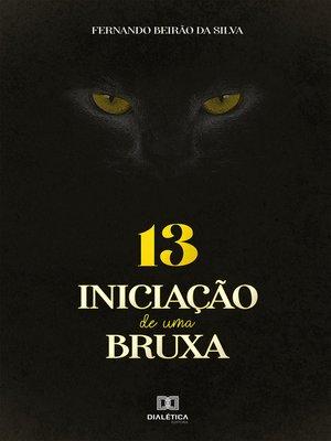 cover image of Iniciação de uma Bruxa