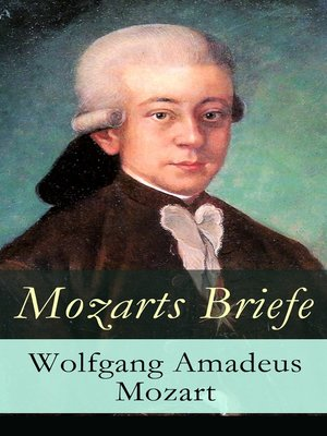 cover image of Mozarts Briefe