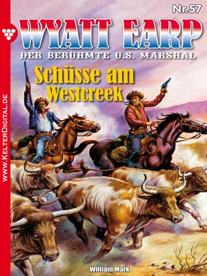 cover image of Wyatt Earp 57 – Western