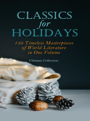 cover image of CLASSICS FOR HOLIDAYS--Ultimate Collection