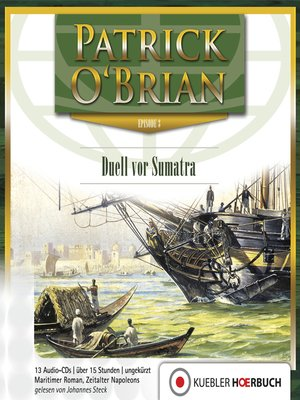 cover image of Duell vor Sumatra