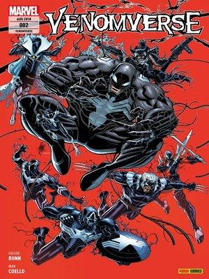 cover image of Venomverse 2 --Schwarze Seelen