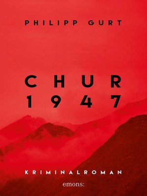 cover image of Chur 1947 (rot)