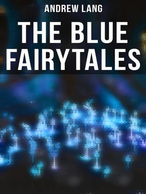 cover image of The Blue Fairytales