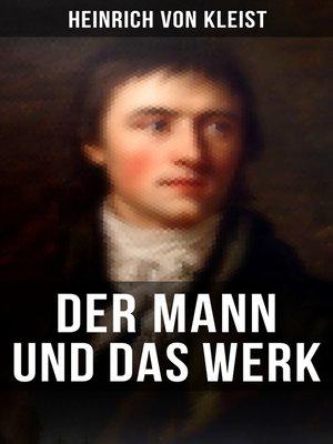 cover image of Heinrich von Kleist