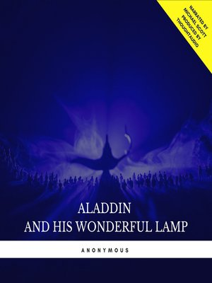 cover image of Aladdin and his Wonderful Lamp
