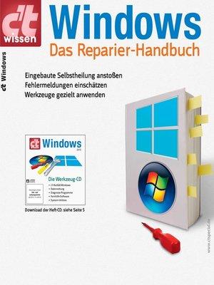 cover image of c't wissen Windows (2015)