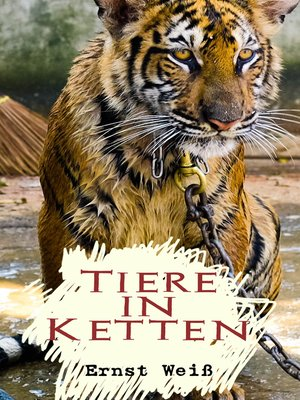 cover image of Tiere in Ketten