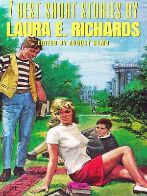 cover image of 7 best short stories by Laura E. Richards
