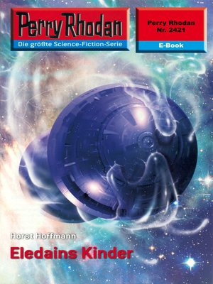 cover image of Perry Rhodan 2421