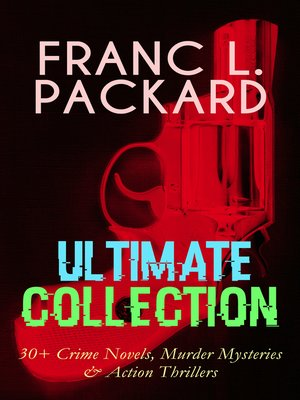 cover image of FRANC L. PACKARD Ultimate Collection