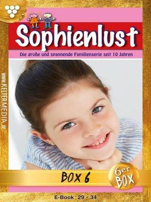 cover image of Sophienlust Jubiläumsbox 6 – Familienroman