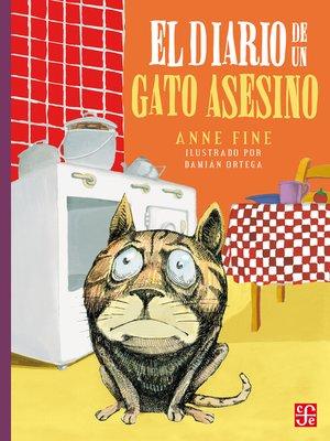 cover image of El diario de un gato asesino