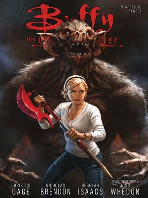 cover image of Buffy the Vampire Slayer, Staffel 10, Band 1--Neue Regeln