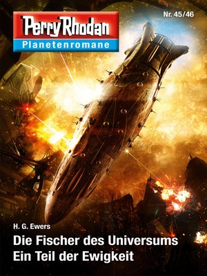 cover image of Planetenroman 45 + 46