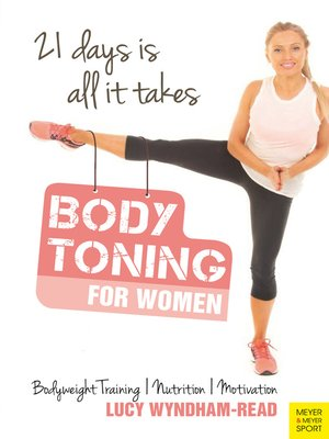 cover image of Body Toning for Women