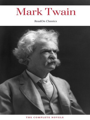 cover image of Mark Twain (ReadOn Classics)