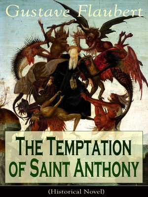 cover image of The Temptation of Saint Anthony (Historical Novel)